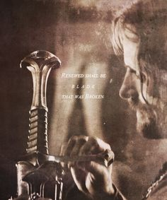 Strider/Aragorn