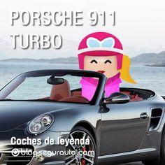 Hoy un nuevo post en El Blog Del Segurnauta de la serie Coches De Leyenda: Porsche 911 Turbo no te lo pierdas en www.blog.segurauto.com  #cine #coches #historiadecoches #automoviles #pontiac #breakingbad #series #Seguros #SeguroDeAutomovil #Segurauto #Segurnautas #Automovil #SomosTuCorredor
