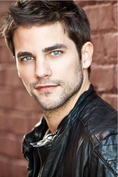 """""""Andrew Kincaid"""" Goes well with Colin Egglesfield or Jackson Hurst as Riley - Brant Daugherty"""