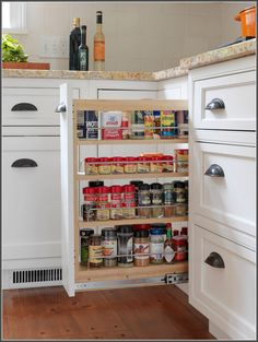 Posts Related To Kitchen Cabinets Organizers Ideas