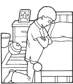 Elegant Lds Prayer Coloring Page 14 coloring page I Am