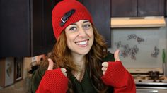 #DIY: Repurpose a Sweater into a Hat, Arm Warmers & More! Video: http://youtu.be/wcEl1gnMV_A Blog: http://jamiepetitto.tumblr.com/post/108199706683/diy-repurposed-sweater-into-hat-sleeves