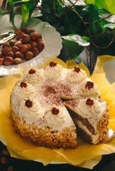 Nuss Torte