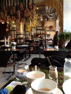 cafe nuit@Aoyama