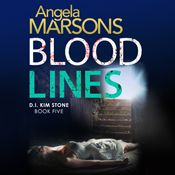 I finished listening to Blood Lines: Detective Kim Stone Crime Thriller Series, Book 5 (Unabridged) by Angela Marsons, narrated by Jan Cramer on my Audible app.  Try Audible and get it free.