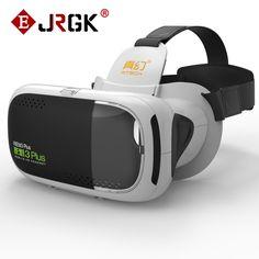 RITECH VMAX Virtual Reality Box VR Glasses 3D Gafas VR Helmet Cardboard for iPhone 6s 7 xiaomi Samsung 4.7-6 inches Smartphone #Affiliate