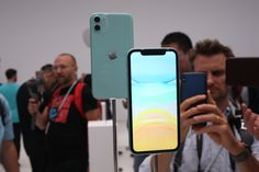 More than any other iPhone event in recent memory, today's big launch was content-first. Apple began the show with several gaming demos from Arcade, Iphone Event, Iphone 11 Colors, Arcade, Cellular Service, Live Wallpaper Iphone, Mobile News, New Phones, Apple Ipad, Apple Iphone