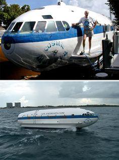 More Extreme Houseboats
