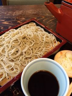Soba Buckwheat Noodles, Junk Food, Japanese Food, Spaghetti, Ethnic Recipes, Japanese Dishes, White Trash Food, Spaghetti Noodles, Solar Eclipse