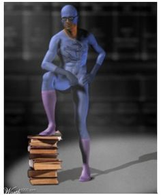He has conquered the world of knowledge Librarians, Knowledge, Sporty, Style, Fashion, Swag, Moda, Fashion Styles, Fashion Illustrations