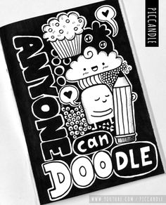 Anyone Can Doodle | www.youtube.com/piccandle | #doodle