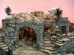 How to make a Christmas Crib - Presepio Diy Nativity, Christmas Nativity Scene, Christmas Villages, Christmas Star, Christmas Wood, Christmas Crafts, Nativity Scenes, Xmas, Christmas Carol