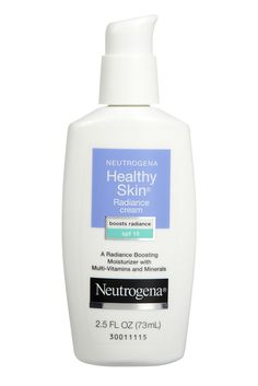 Neutrogena Healthy Skin Face Lotion SPF 15