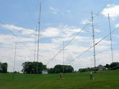 Amateur Radio   how many times have you see W3LPL   on the DX Cluster ? Nice Antenna's