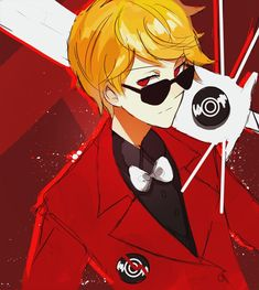 Dave Strider From Homestuck