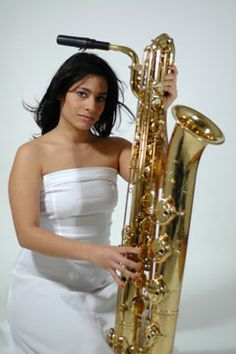 Basically, I want to play baritone sax at my own wedding.