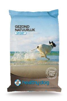 Healthy Dog Sport 15kg. Prijs € 44,95 http://www.gezondhondenvoer.com/a-29041152/healthy-dog/sport-15kg/
