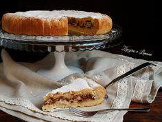 torta doppia alla ricotta