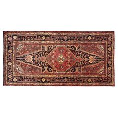"Check out this item at One Kings Lane! Persian Hamadan, 5'3"" x 10'8"""
