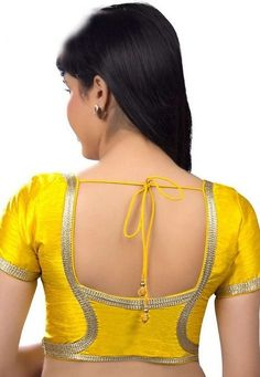 We are here with selected Back Neck Blouse Designs Patterns for modern look and glamourous style. Blouse Back Neck Designs, Simple Blouse Designs, Stylish Blouse Design, Fancy Blouse Designs, Bridal Blouse Designs, Indian Blouse Designs, Kurta Designs, Designer Blouse Patterns, Blouse Desings