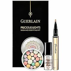 Guerlain - Precious Lights Radiance Essentials Kit   #sephora $57