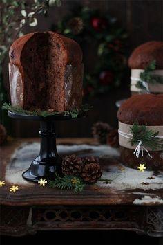 Receta panettone de chocolate paso a paso - Megasilvita #panettone