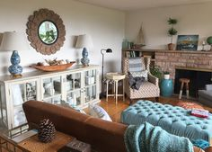 The Inspired Room blog - Moving In to Our New Seattle House