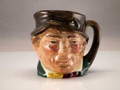 Miniature Toby Jug by Royal Doulton Paddy the by BelmontandBellamy