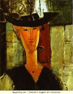 Amadeo Modigliani, Italian painter born on this day in This is his portrait of Madame Pompadour Amedeo Modigliani, Modigliani Paintings, Madame Pompadour, Italian Painters, Italian Artist, Karl Schmidt Rottluff, Oil On Canvas, Canvas Art, Canvas Size