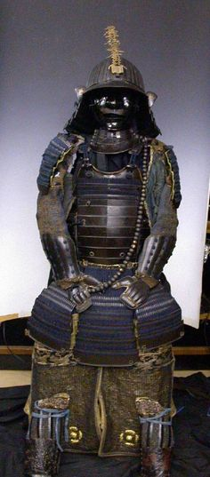 Good example of a hatomune-do, probably early 17th Century.
