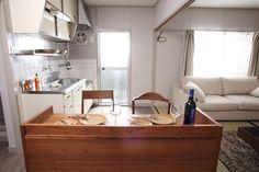 北欧モダンコーディネート - 和室をインテリアコーディネイトで変身~大阪府住宅供給公社のおすすめスタイルのご提案