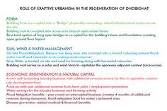 exaptive urbanism in the regeneration of dhobighat
