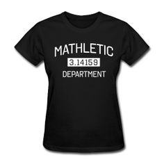 Mathletic Dept.  http://kreativeinkinder.spreadshirt.com/