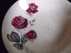 PAINTERS ROSE Dessert Bowls, Painters, House Ideas, Pottery, Crown, China, How To Make, Ceramica, Corona
