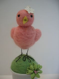 http://www.marthastewart.com/270996/needle-felted-chicks?backto=true&backtourl=/photogallery/decorating-for-easter