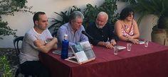 Presentado el libro 'Hablando con el viento' en Pedroche, de Francisco Martín Moya