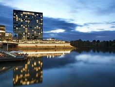 Hyatt Regency Dusseldorf « Recreation Sun