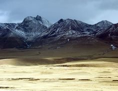 TibetanMountains14 - República Popular China -