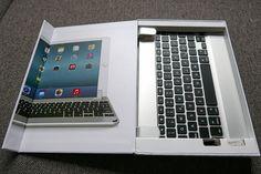 iPad-Tastatur im Test: Das BrydgeAir Keyboard für das iPad Air - http://www.sir-apfelot.de/test-brydgeair-keyboard-ipad-air-4331/