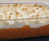 Recipe Sweet Potato Pie by Natasha Thorne - Recipe of category Side dishes