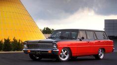 1966 Chevrolet Nova Station Wagon