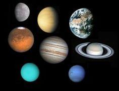 Planeten kwartet - MontessoriNet