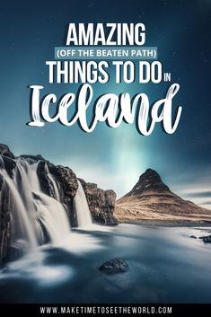 Incredible Things to do in Iceland and their Off The Beaten Path Alternatives *** Iceland Things to do in | Iceland Travel | What to do in Iceland | Iceland Tourist Attractions | Iceland Travel Tips | Iceland Northern Lights | Best Things to do in Iceland | Top Things to do in Iceland | Top 10 Things to do in Iceland | Unique Things to do in Iceland | Fun things to do in Iceland | Cheap Things to do in Iceland | Free Things to do in Iceland #Iceland #Europe