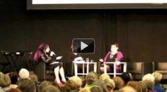 Videot: kirjailijoiden haastattelut