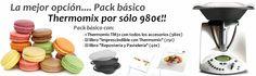 Promoción pack básico thermomix www.robot-cocina.com