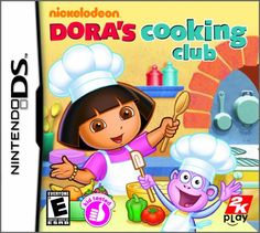 Dora the Explorer Doras Cooking Club  Nintendo DS ** Check out the image by visiting the link.