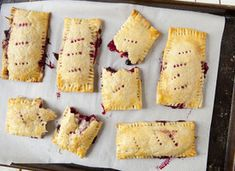 Cascadian Farm Raspberry and Currant Hand Pies #12daysofpie