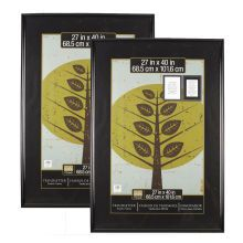 studio decor trendsetter poster frame black x michaels reg price - Michaels Poster Frame