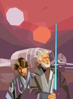 FARTHEST FROM, Liam Brazier - Star Wars Tribute Exhibition to the Classics, Nucleus Art Gallery