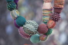 Brilliant Knit Beads